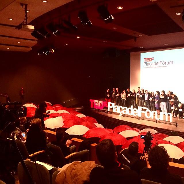 Els organitzadors del primer TEDxPlaçadelFòrum ja pensen en repetir l'any que ve