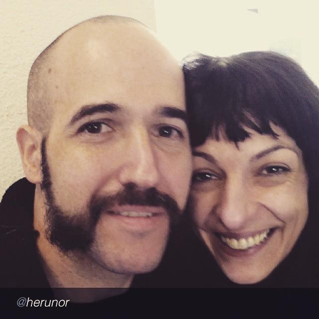 """Bon dia by @herunor """"Aixafant cares a les VIII jornades de sexualitat. #JornadesSexualitat #institutgomà"""