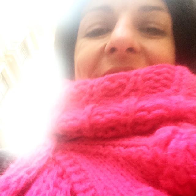 Frío otra vez!!!!