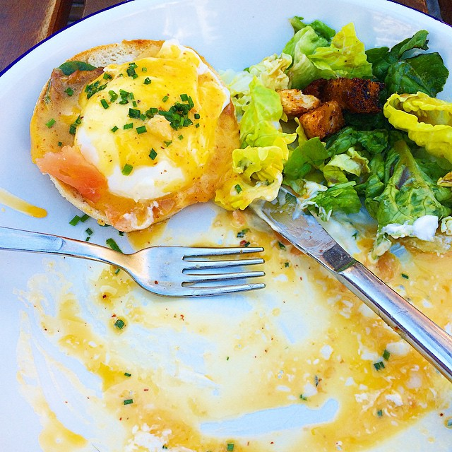 Huevos de brunch ;))