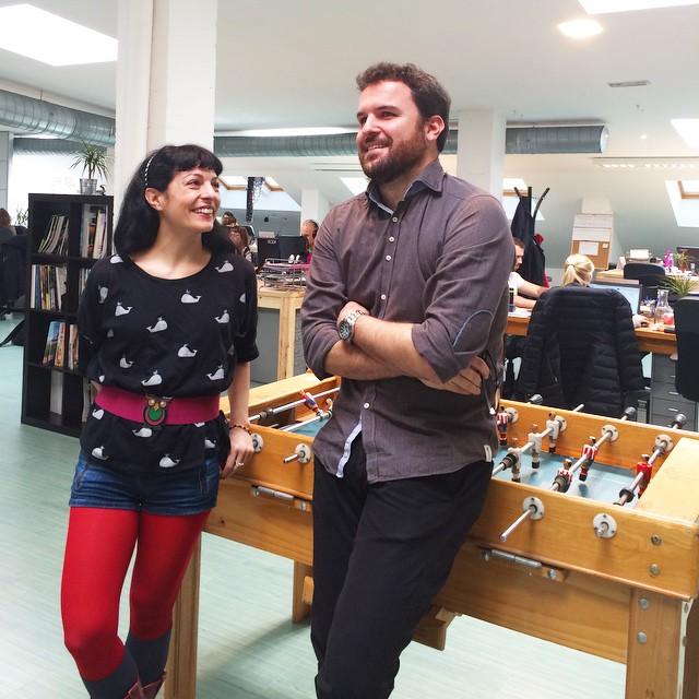 Hoy publico la entrevista que le hice a Medir Plandolit sobre el lanzamiento de Vice News en español ;))