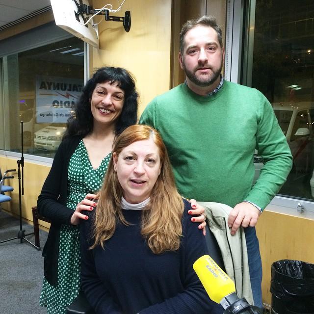 Ara parlarem de sexe i astrologia a #miliunanits amb @gabrieljmartin i @helenateixidor a @catalunyaradio