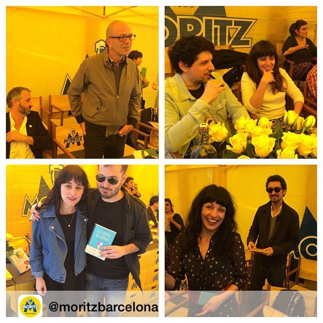 Uep!! from @moritzbarcelona : A la Fàbrica Moritz Barcelona no parem!