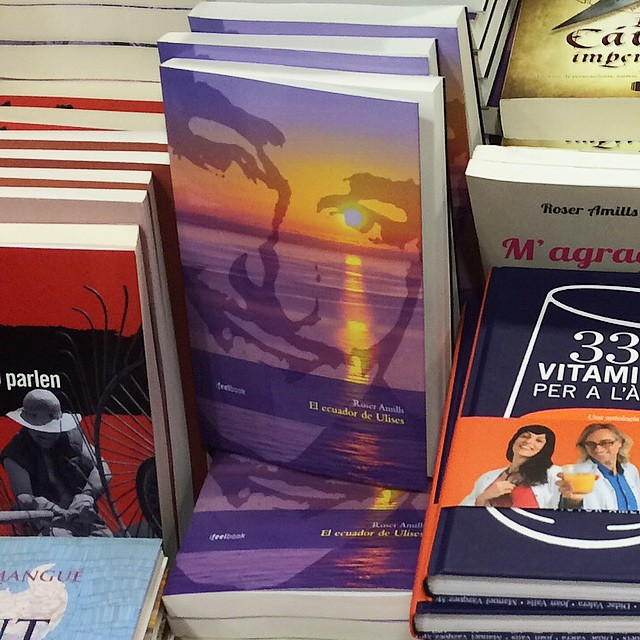 Acabo de saber que mi novela, que salió a librerías hace dos semanitas... va por la SEGUNDA EDICIÓN !!! #elecuadordeulises Gracias lectores y lectoras!!