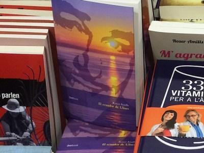 Acabo de saber que mi novela, que salió a librerías hace dos semanitas… va por la SEGUNDA EDICIÓN !!! #elecuadordeulises Gracias lectores y lectoras!!