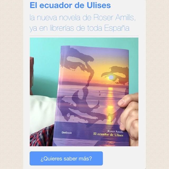 El ecuador de Ulises de Roser Amills, la novela que dictó Errol Flynn | Por Pepi Bauló