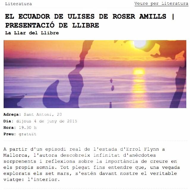 Demà dijous us espero a Sabadell a les 19:30h a @lallardelllibre amb Albert Beorlegui