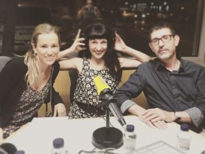 Ara escolteu-nos a @catalunyaradio que anem desfermats!!