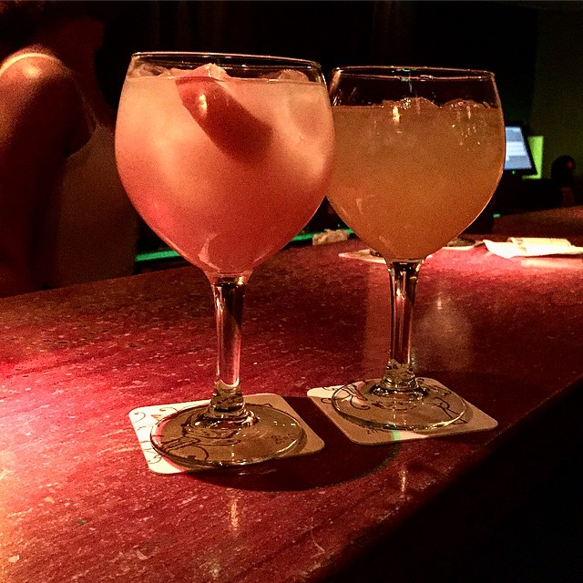 Dos #vodkanaranja diferentes :))