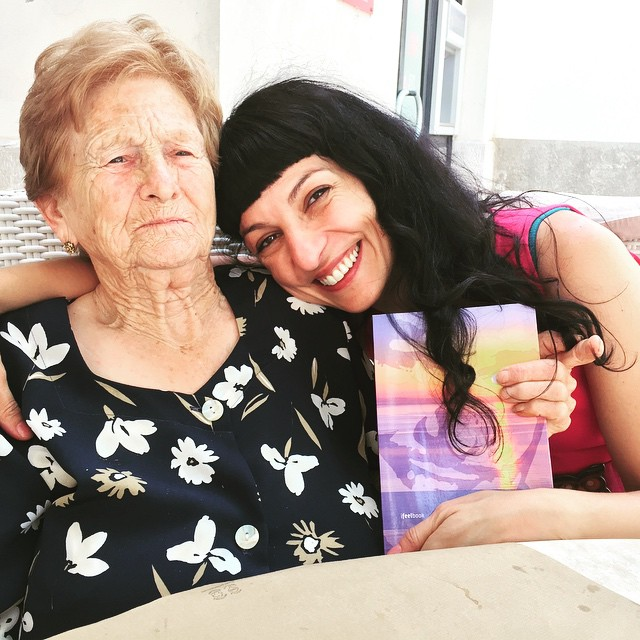Sabías que #elecuadordeulises está dedicado a mi maravillosa abuela Catalina Pou Barceló? Os la presento