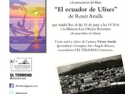 Mallorquins i mallorquines, demà 10 de juny ens veiem a Palma, a les 19:30h, vos vull veure!!!