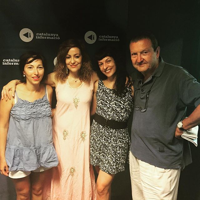 Avui a @catalunyaradio hem tornat a parlar de sexe. Amb #adolftobeña @mmerchem73 i #mpresta