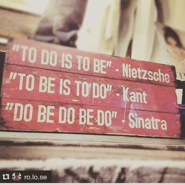 Do be do be do... ;))