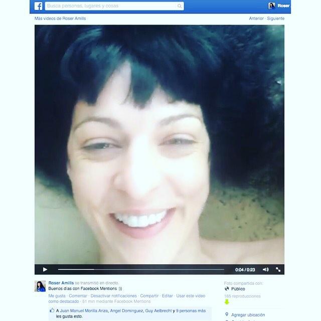 Si visitas mi página de Facebook descubrirás una nueva utilidad: #FacebookMentions ¿qué te parece?