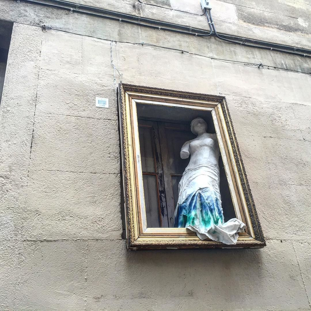 Mujer ventanera