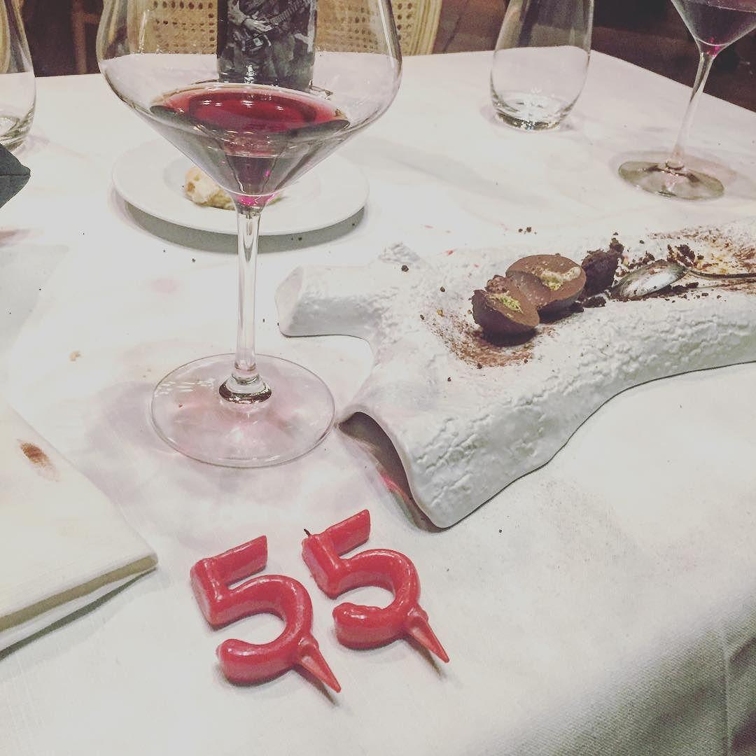 Alguien ha cumplido 55 años? 😊