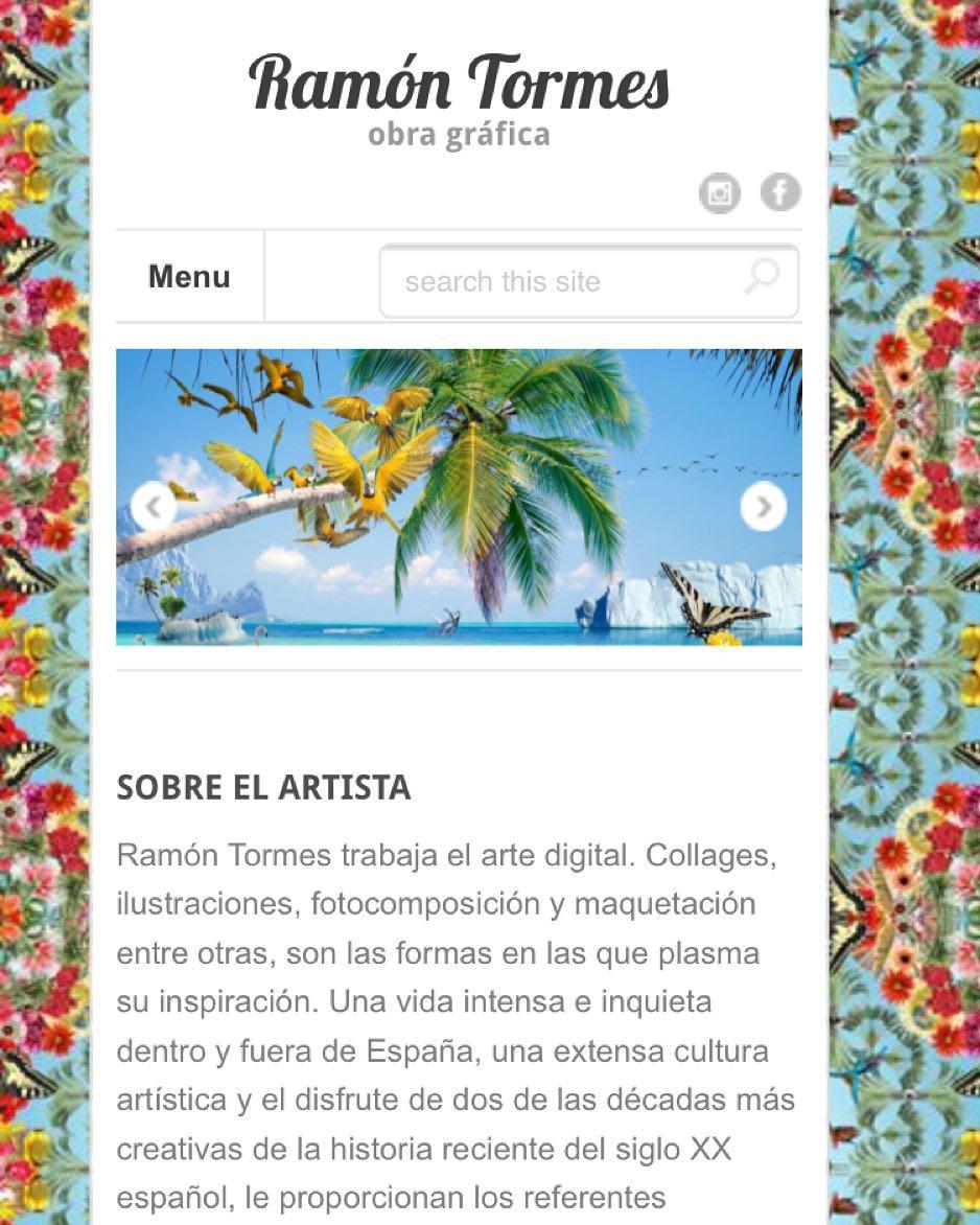 Hoy he merendado con Ramon Tormes y podéis cenar con él tranquilamente #muycierto #creatividadalmaximo