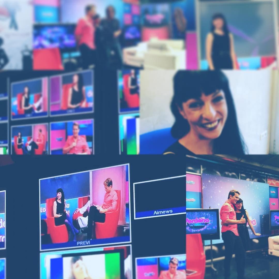 En un rato, a las 17:30h, en directo en Rac105TV y BomTV ;))