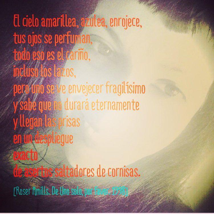 El cielo amarillea, azulea, enrojece, tus ojos se perfuman, todo eso es... (De mi primer libro #unosoloporfavor 1997)