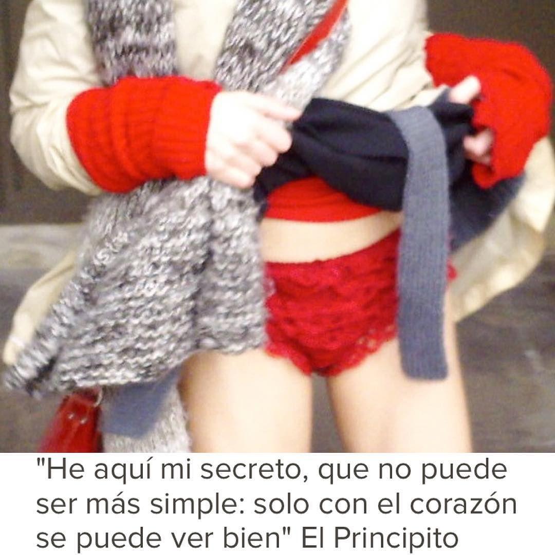 He aquí mi secreto ;)) #amillspublicwc #elprincipito #ver