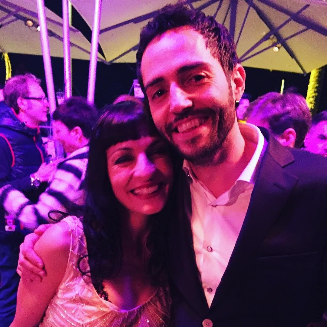 Con @davidguapo en #opium #ondas2015