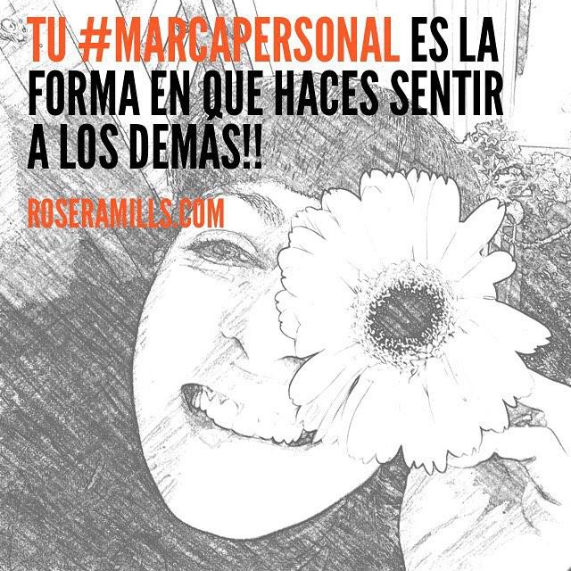 Tu #marcapersonal es la forma en que haces sentir a los demás!! #bonatarda
