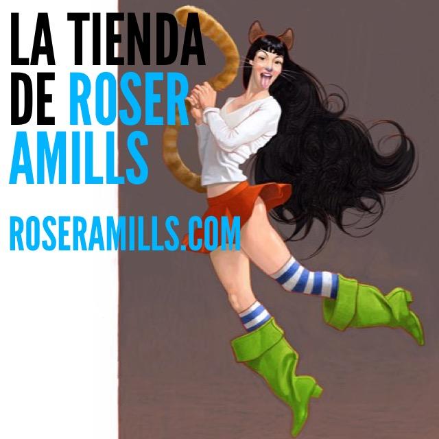 logo tienda Roser Amills