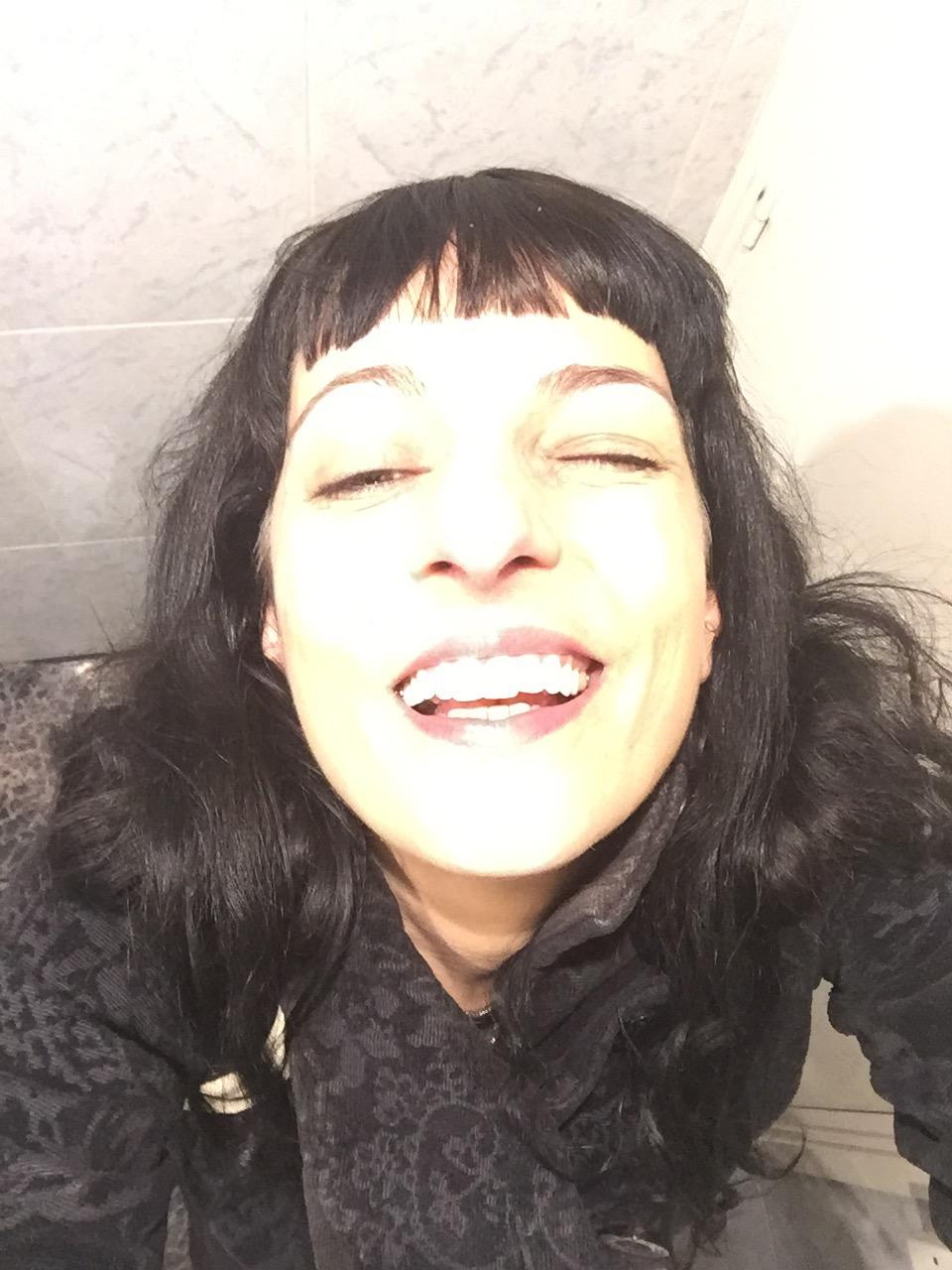 Roser Amills, sonrisas de julio 2015