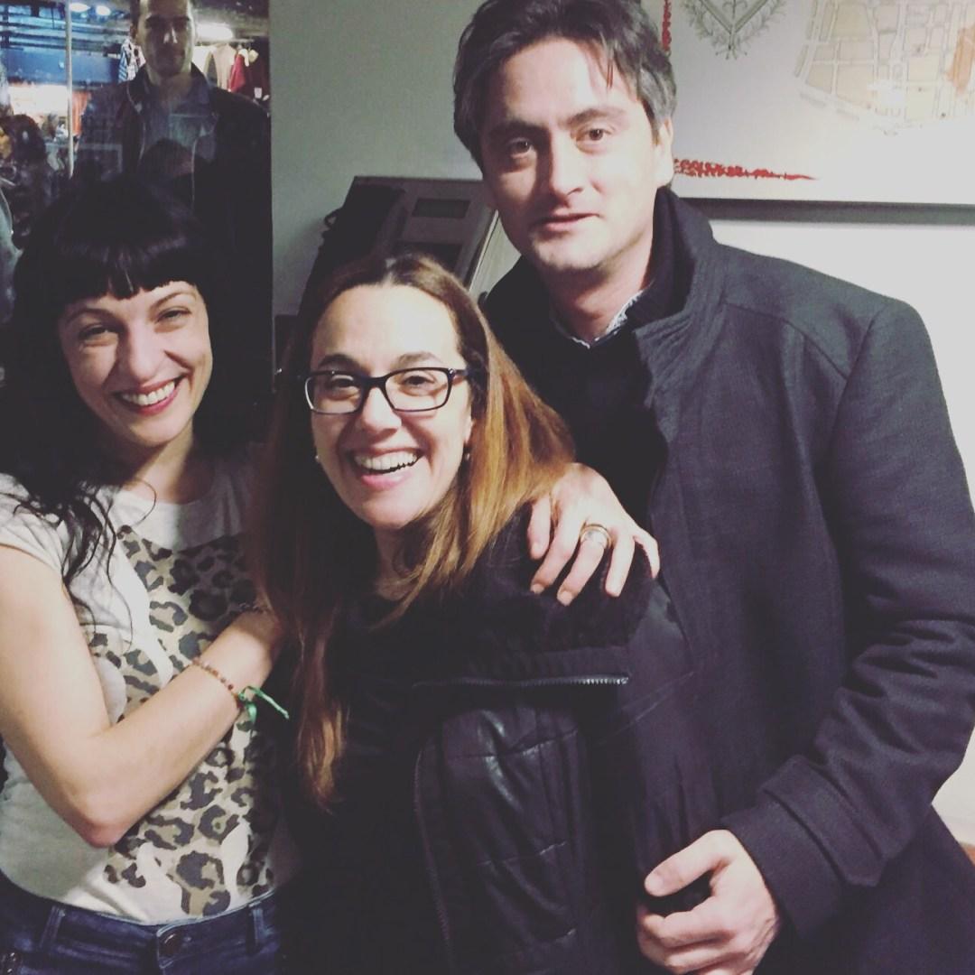 Gran trobada amb el Joan i la Júlia! #bonslectors #bonagent