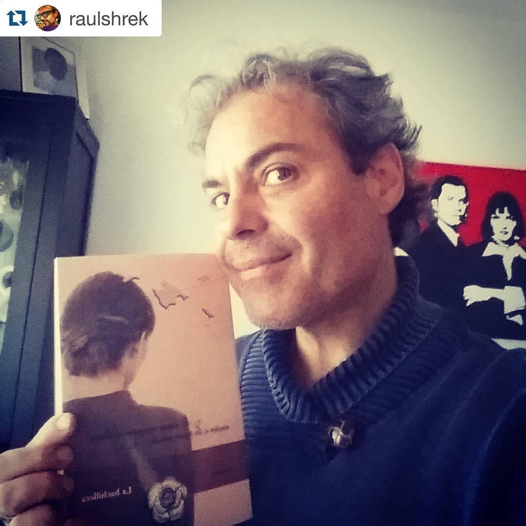 @raulshrek Ja el tinc!  Gràcies pel llibre trasto @nmassaguer#escriptora#viscaladiada @ifbeditors