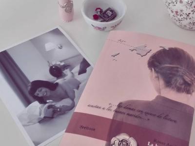 """@nymphetty con ・・・""""Jamás me embelesó el leer. A uno no le embelesa el respirar"""". — Harper LeeYa ha llegado la edición firmada de La bachillera de Roser Amills que le tocó a mi madre en el sorteo de @7accents. ¡Muchas gracias! ¡Qué ganas de empezarlo"""