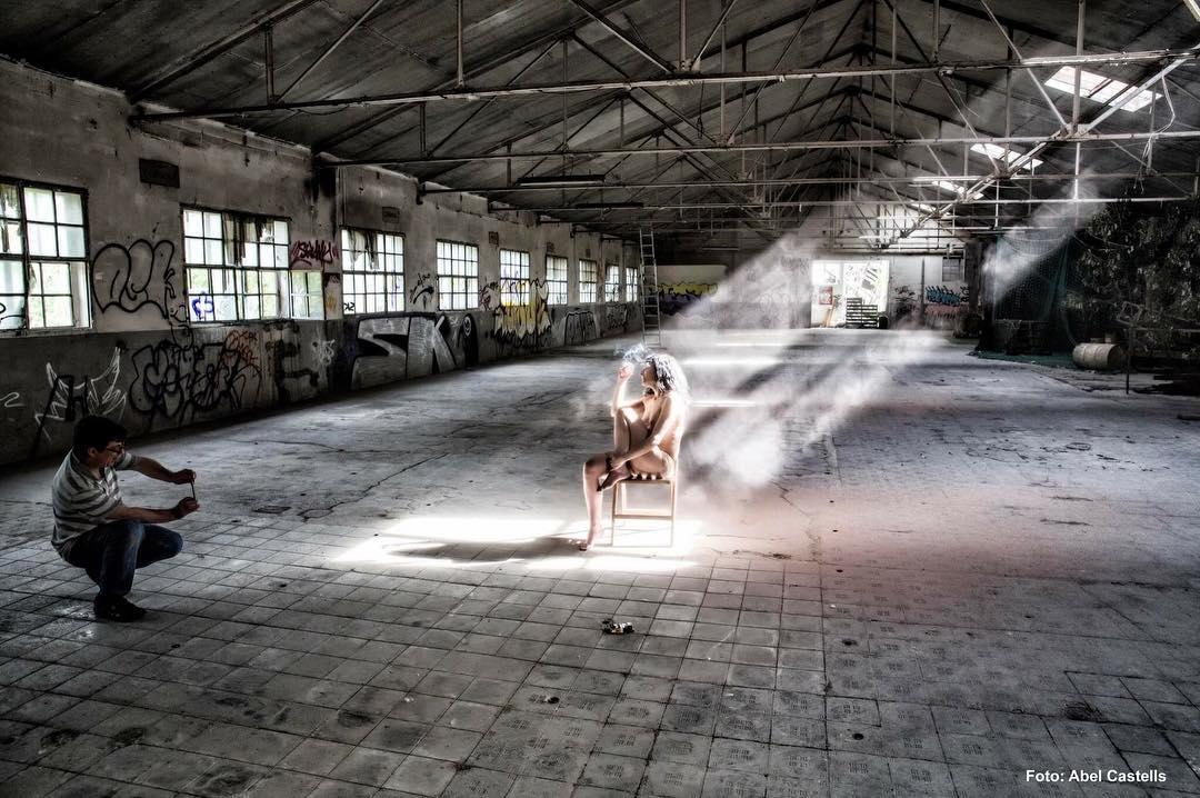 «¿Qué es gran profundidad de campo si no hay adecuada profundidad de sentimiento?» Eugene Smith | Foto de @casti68