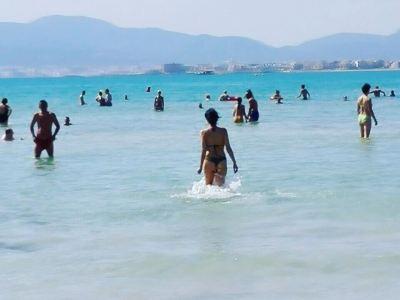 Non bis in idem ;)) #beach #sun #nature #water @santabraguita