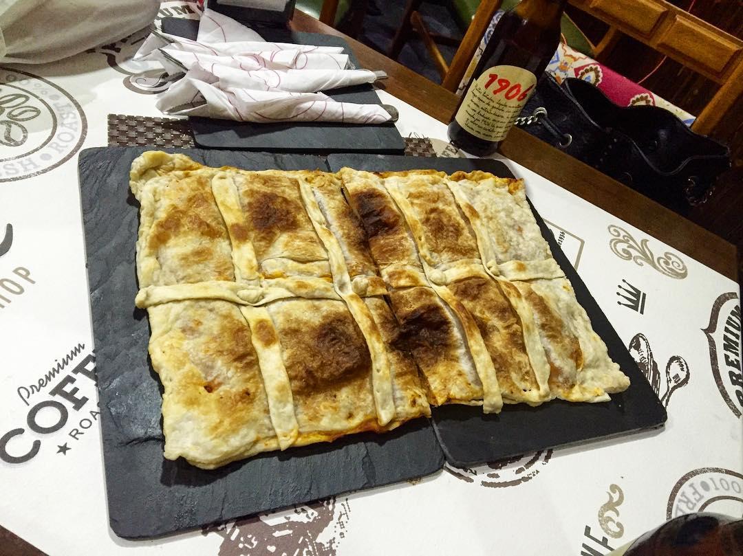 Empanada! #food #foodporn #yum #instafood #barcelona #yummy #amazing #instagood #photooftheday #sweet #dinner #lunch #breakfast #fresh #tasty #foodie #delish #delicious #eating #foodpic #foodpics #eat #hungry #foodgasm #hot #foods