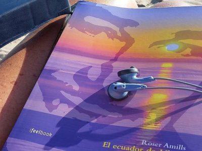 #Repost @coietapb・・・Un bon llibre, bona musica i la remor de la mar… Què més es pot demanar!!!!! #elecuadordeulises