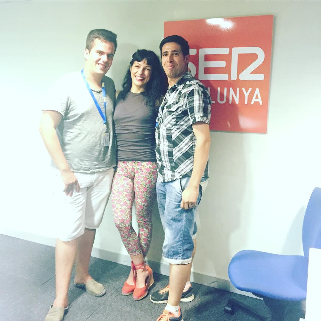 Es casen al @pridebarcelona Us presento @carlos200576 i @buko_cal @asesor.cbp ;)) Ara a @lanit31416