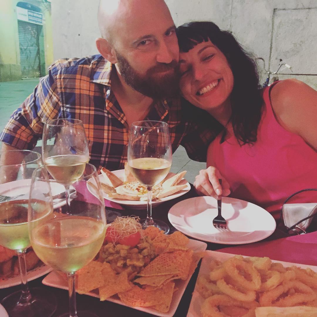 Cenamos, @bd_studio ? Súper foto de @lidiaguevara