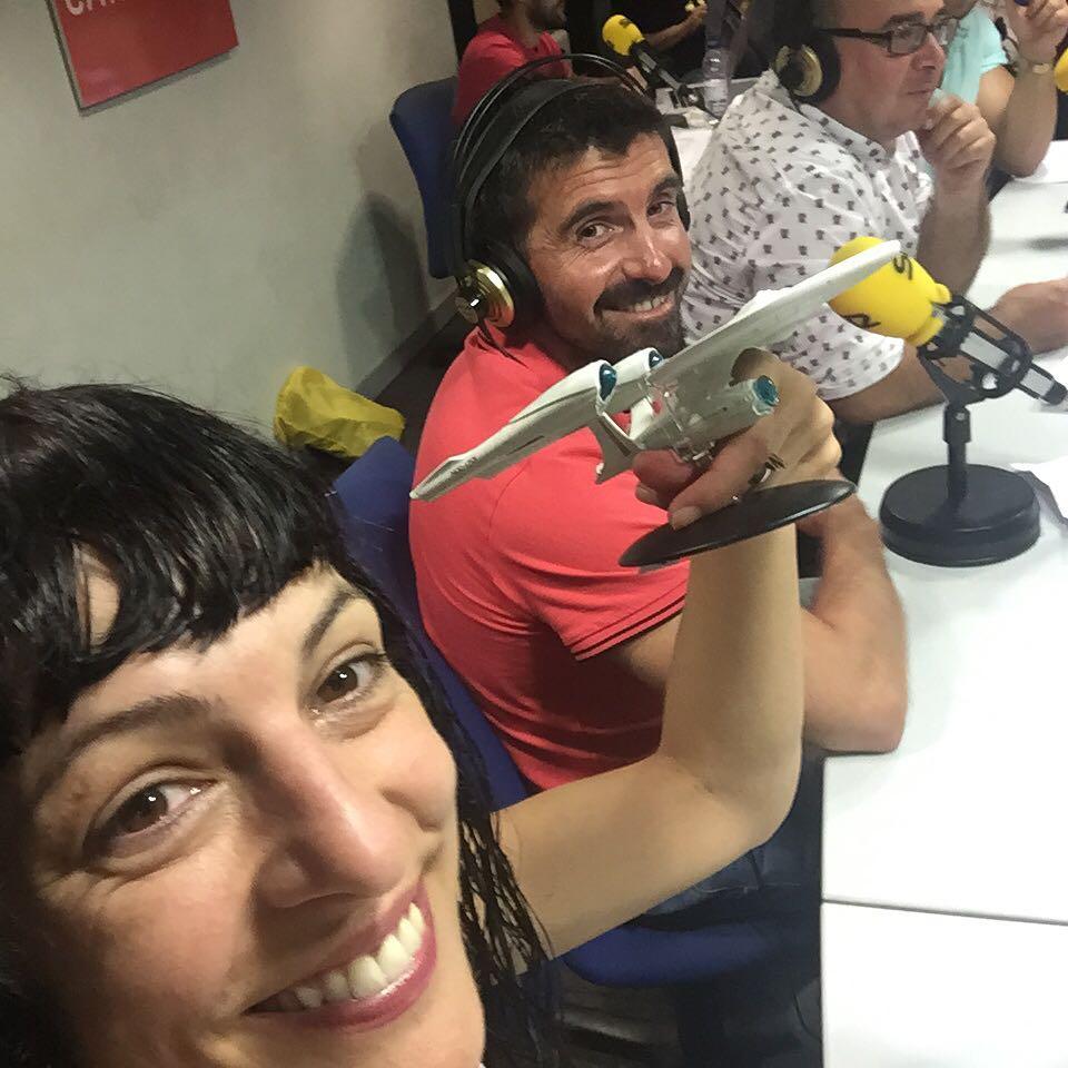 Roser Amills radio