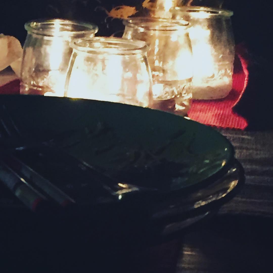 Cenados estamos :))