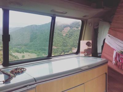 Hoy #labachillera está de viaje con dos #almasbonitas de lujo: @afromarc86 y @laola_blue !!!