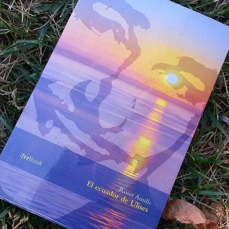 Gracias @muxibaracca por leer #elecuadordeulises, me hace muy feliz saber que te ha gustado! Ahora #labachillera ;))