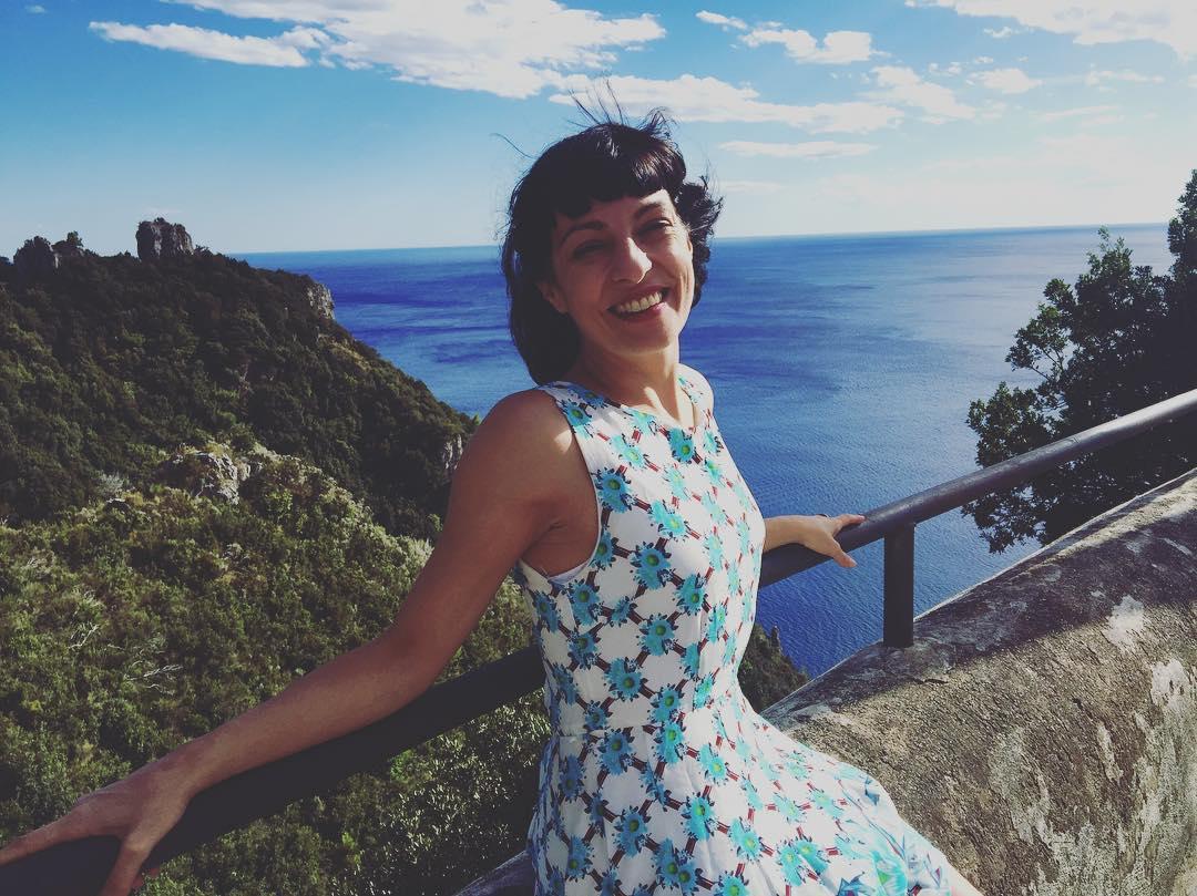 La costiera amalfitana e me ;)) #cetara #costieraamalfitana | Foto de @marco_blued
