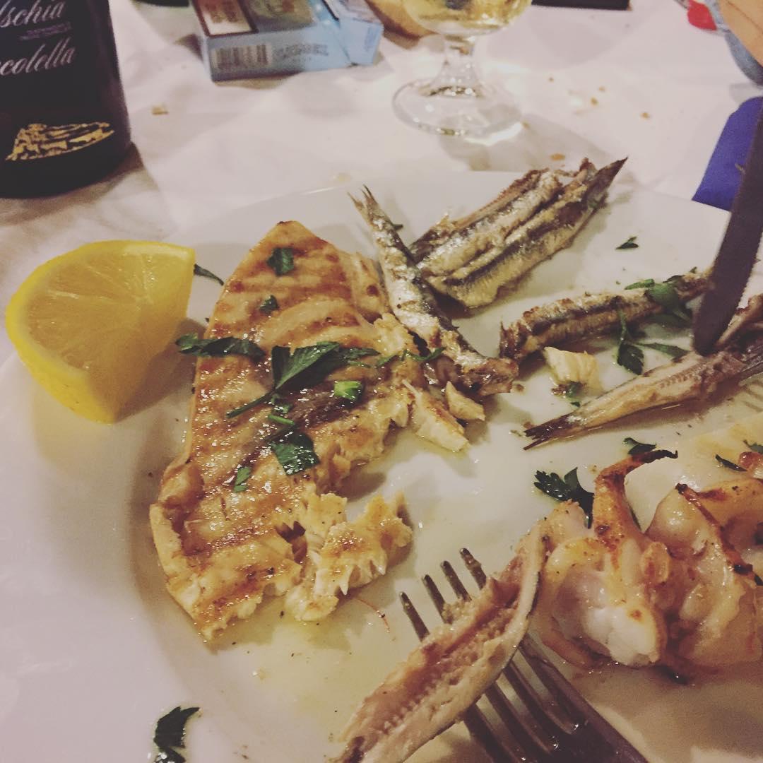 Delizia di mare ;)) Con @marco_blued
