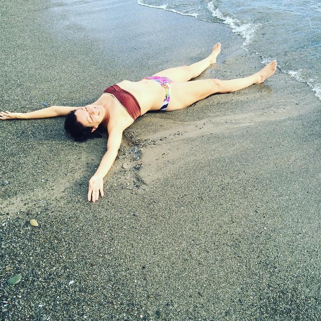 Hola! Soy una estrella de mar!!! Foto de @marco_blued @santabraguita #beach #sun #nature #water #playa #TFLers #ocean #lake #instagood #photooftheday #beautiful #sky #clouds #cloudporn #fun #pretty #sand #reflection #amazing #beauty #beautiful #shore #waterfoam #seashore #waves #wave