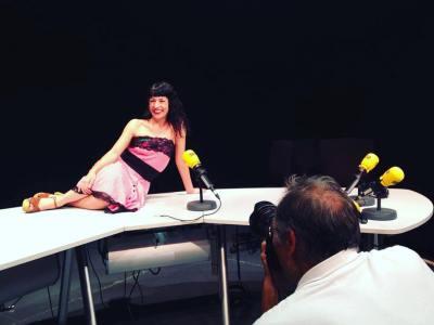En @lanit31416 hoy nos hemos puesto (más) guapos ;)) @la_ser #sercat #31416lanitquenosacaba #radio #risas #humor #tonimarin #pictoftheday #working #news #happyday #friends #moment #lanit131416