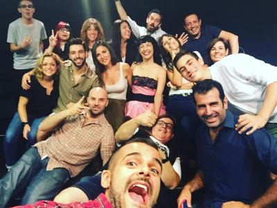 Foto de grupo @la_ser @lanit31416 #sercat #31416lanitquenosacaba #radio #risas #humor #tonimarin #pictoftheday #working #news #happyday #friends #moment #lanit131416