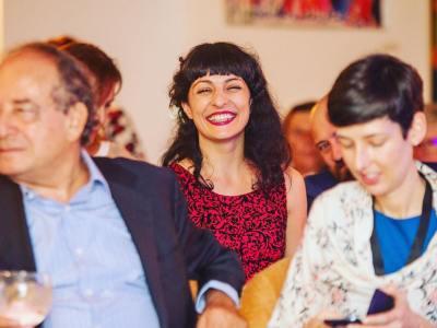Qué alegria esta foto de Cati Cladera, esto pasó en #conversesformentor #ConversesFormentor2016 gracias a la #FundacionSantillana @barcelohotelsresorts @elpaiscultural @GrupoPRisa #converses #mallorca #formentor #escritores
