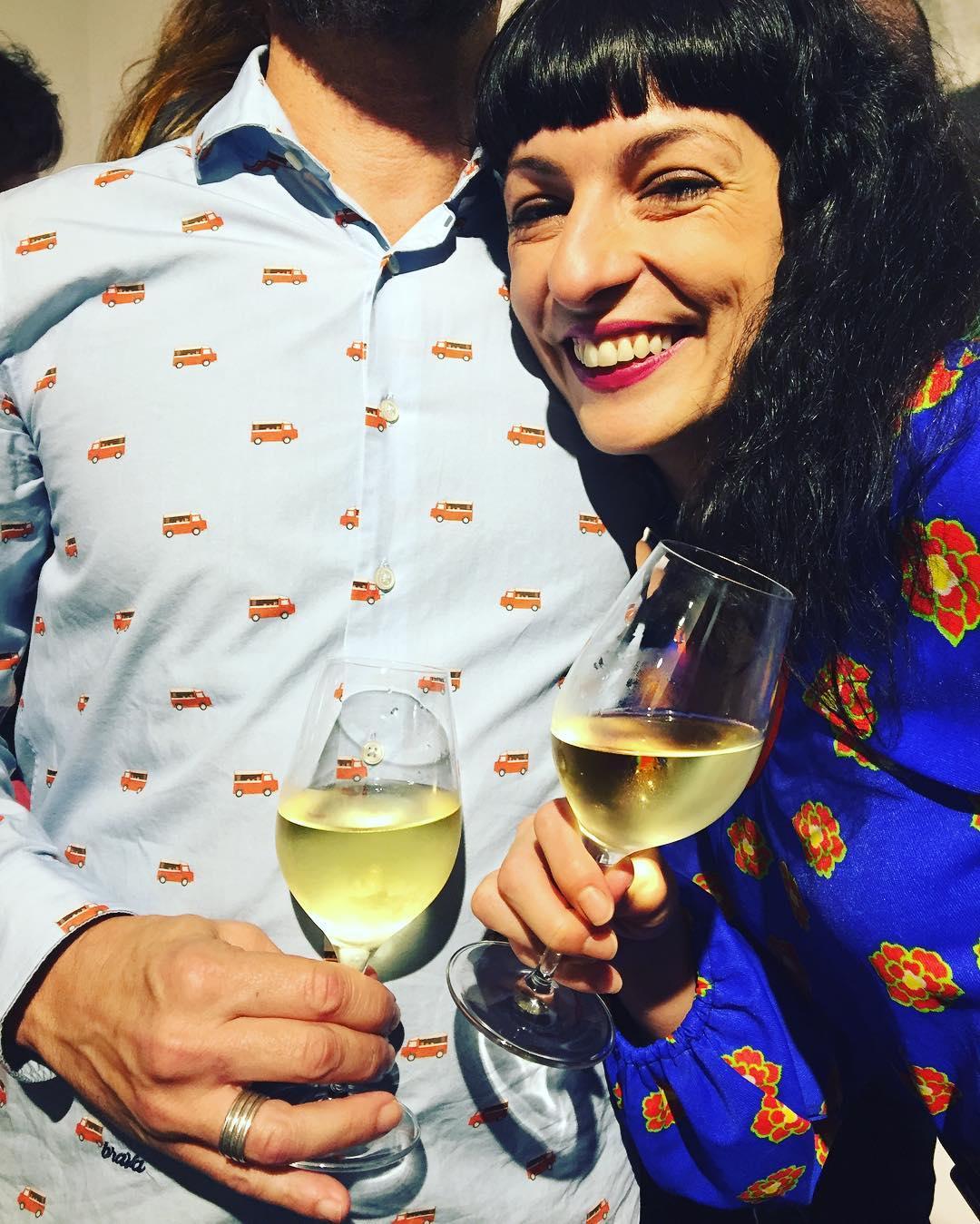 Os presento al CM de @clipsterbcn y van vestidos iguales, camisa @bravafabrics ;))