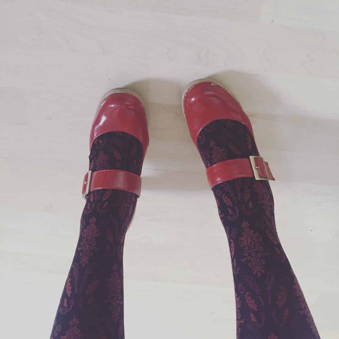 Hans Christian Andersen, Los zapatos rojos ;))