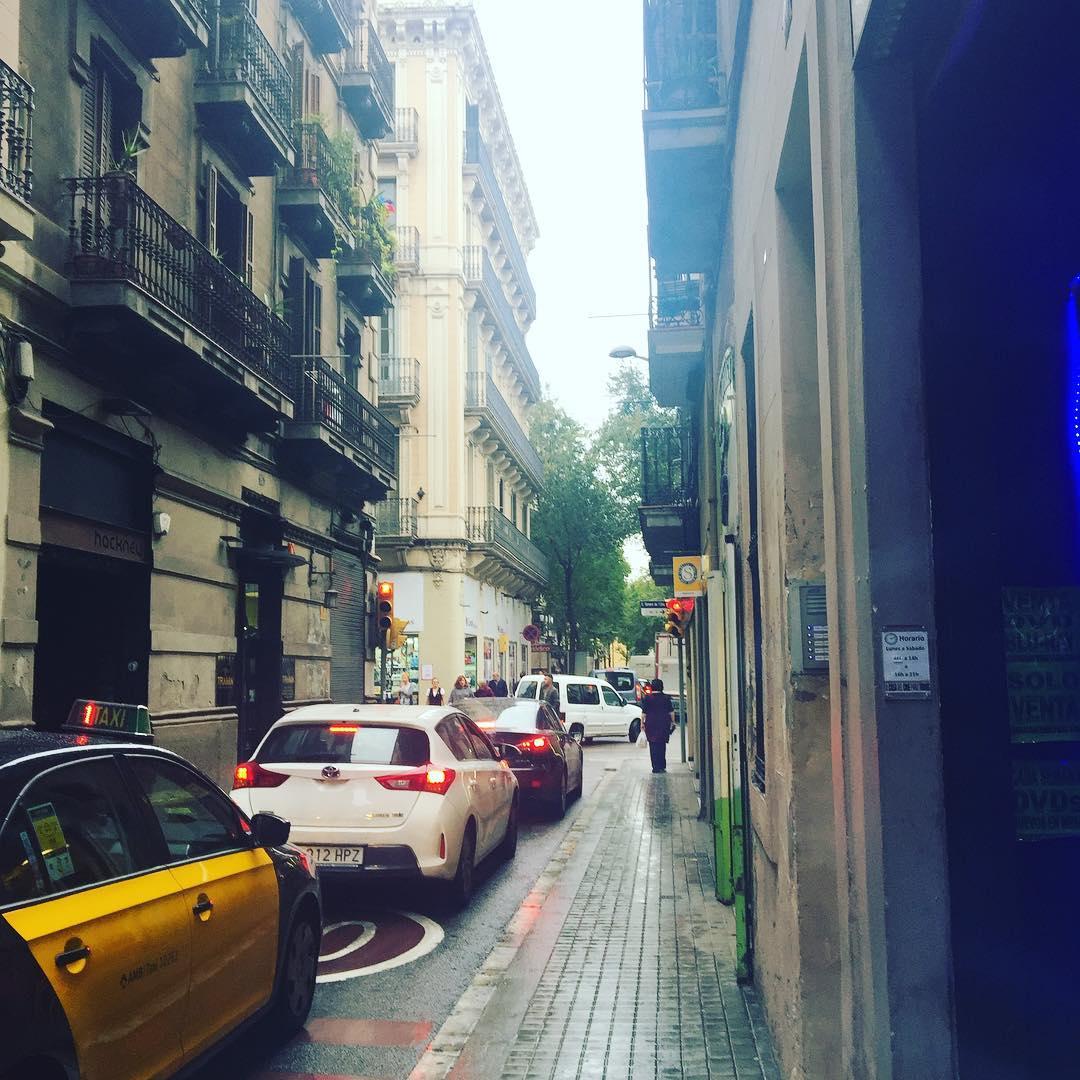 Calles y coches